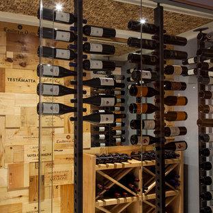Photos et idées déco de caves à vin à budget élevé Boston