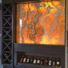 Modern Wine Cellar by Couture Design - Build