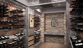 Modern & Contemporary Wine Cellars