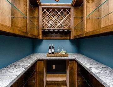 Modern Contemporary Custom Home in Bellaire, Texas