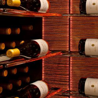 Idéer för en modern vinkällare