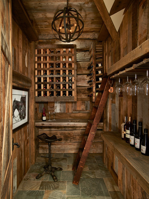 Rustic Wine Cellar Design Ideas Remodels Amp Photos
