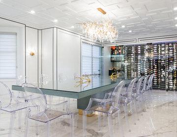 Modern Wine Cabinet in Ocean County NJ