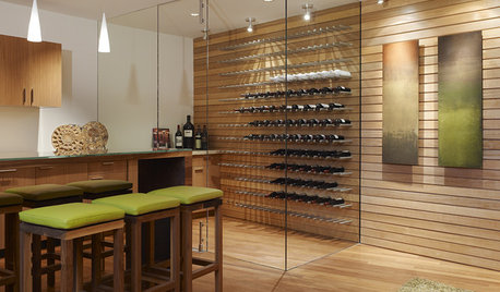 Ask a Designer: Can I Create a Wine Cellar in My Basement?