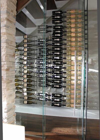 Модернизм Винный погреб Modern Wine Cellar