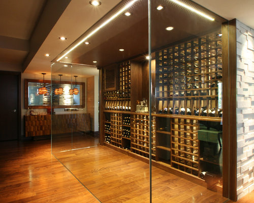 modern wine cellar design ideas remodels photos
