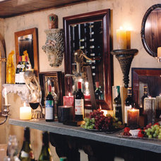 Traditional Wine Cellar Montgomery Roth