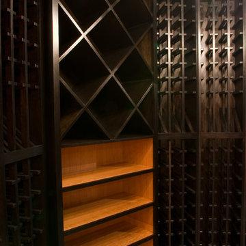 Moss Haven - Wine Cellar