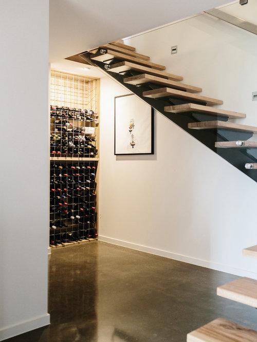 Modern Wine Cellar Geelong