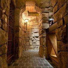 Mediterranean Wine Cellar by Chicago Wine Cellar Expert Inc.