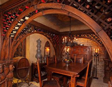 Nicollet Island Wine Cellar