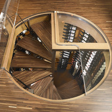 Modern Wine Cellar by ie: Designs