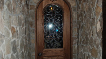 Old World Custom Wine Cellar