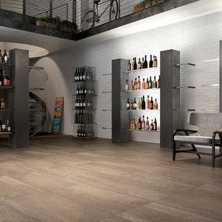 Idéer för att renovera en industriell vinkällare