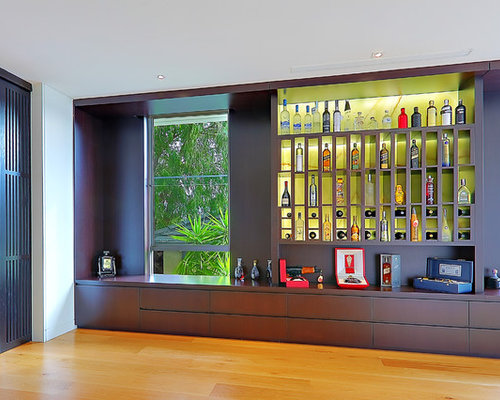 Liquor Display Cabinet Home Design Ideas, Pictures, Remodel and Decor