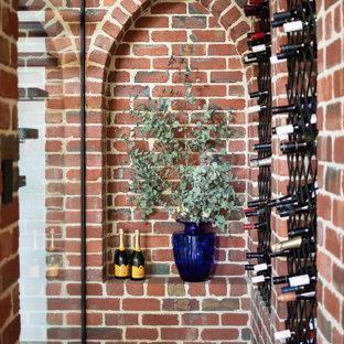 Idéer för en industriell vinkällare