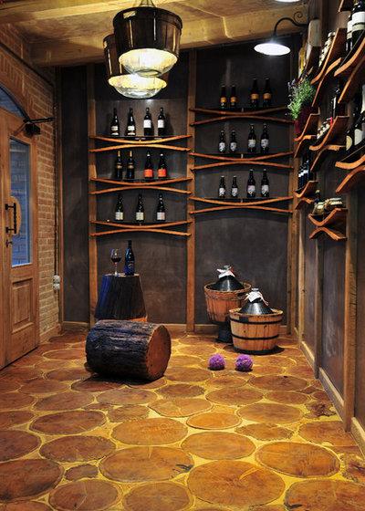 Wine Cellar by ANTICO È - Pavimenti Antichi