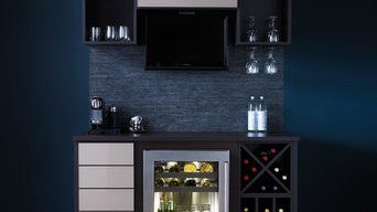 Pantries & Wine Bars
