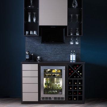 Pantries & Wine Bars