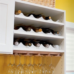 Inspiration for a classic wine cellar in Nashville.