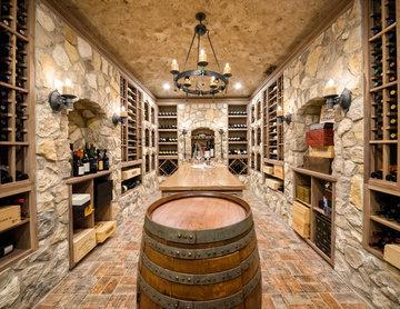 Paramus,NJ Tuscan Wine Room