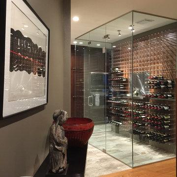 Penthouse Wine Cellar