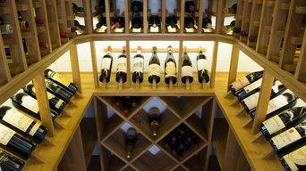 Platsbyggt vinrum