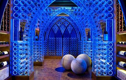 Wine Cellars That Shine