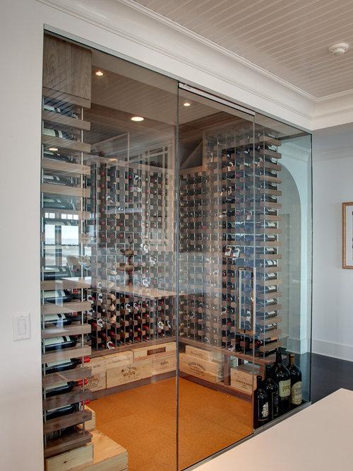 Wine Cellar Design Ideas Renovations Photos With Cork