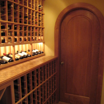 Portola Valley Wine Room