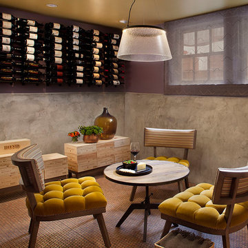 Presidio Heights Wine Room