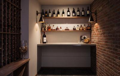 Design Ideas to Borrow From Bars