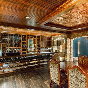 Princeton NJ Tasting room and wine cellar