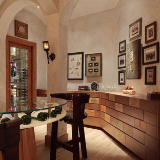 Private Residence Wine Cellar