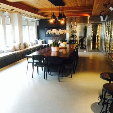 Private Wine Tasting Room