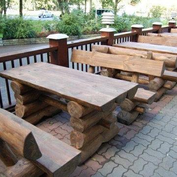 pub garden furniture