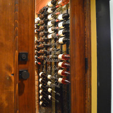 Eclectic Wine Cellar by Amy Renea