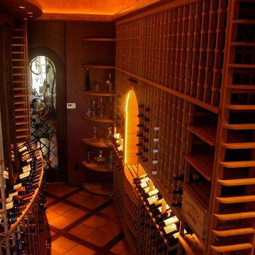 Remodel-Wine Cellar & Barrel Storage Loft