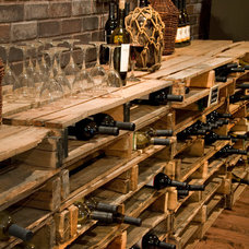 Traditional Wine Cellar by RVGP Photo+Graphics