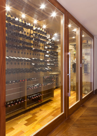 Key Measurements for a Wine Cellar, Part 2