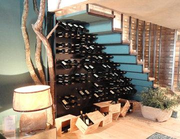 Residential Custom Wine Cellars (- 1000 bottles)