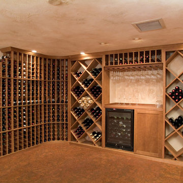 Residential Wine Cellar - Cranberry Township, PA
