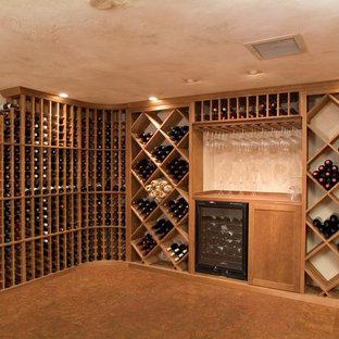 Mediterraner Weinkeller mit Kammern in Philadelphia