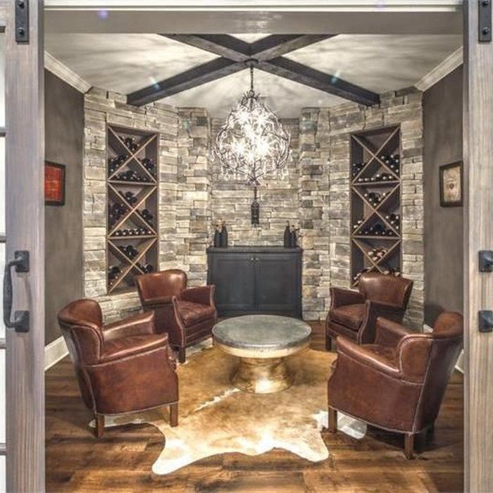 Roswell Reno with Custom Wine Cellar