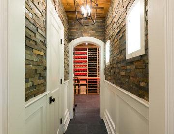 Rumson NJ Wine Room