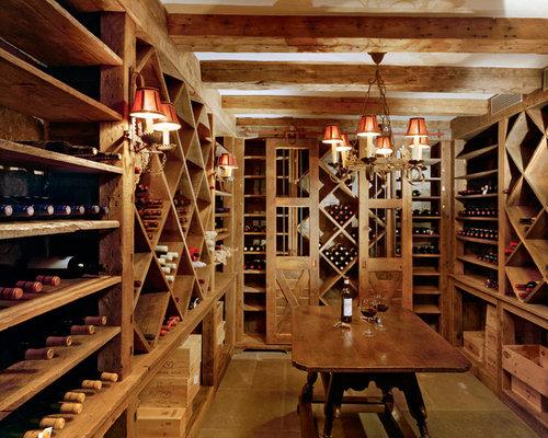 Farmhouse Wine Cellar Design Ideas Remodels Amp Photos