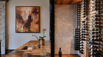 Rustic Modern Wine Bar