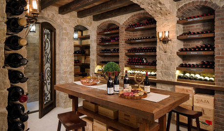 Raise a Glass to the Most Popular Wine Cellar Photos of 2016