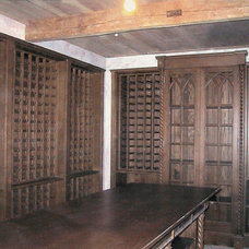 Wine Cellar by Renca Cabinetry Inc.