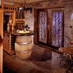 Phoenix Tasting Room Wine Cellar Design Ideas Pictures
